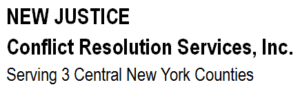 New Justice Conflict Resolution Services, Inc.