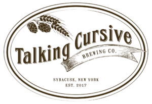 Talking Cursive Brewing Co.