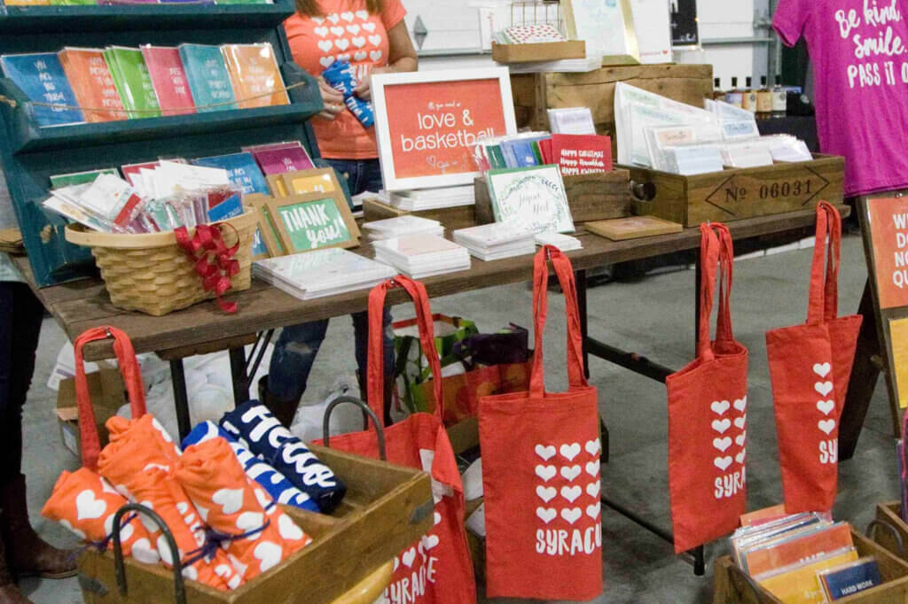 Annie Taylor Design Products for sale at the Buy Local Bash