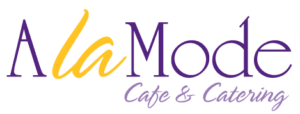 A La Mode Cafe and Catering
